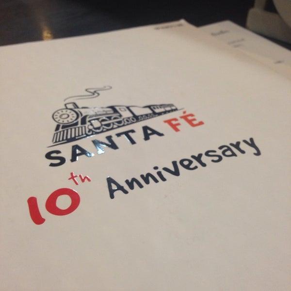 Photo taken at Santa Fé Steak (ซานตา เฟ่ สเต็ก) by Pitipat J. on 5/13/2014