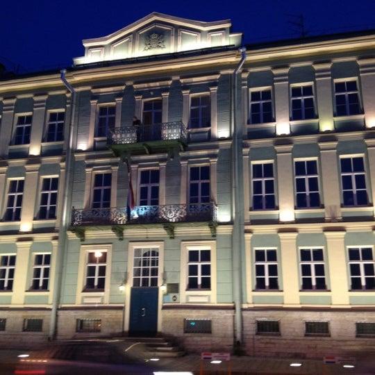 Генеральное консульство Лечче в москве