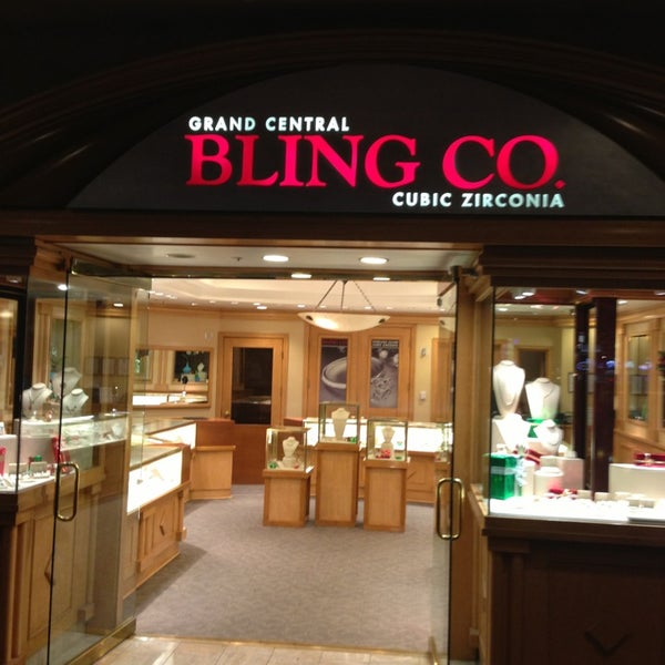 Grand central bling co the strip 3790 las vegas blvd s for Jewelry jobs las vegas