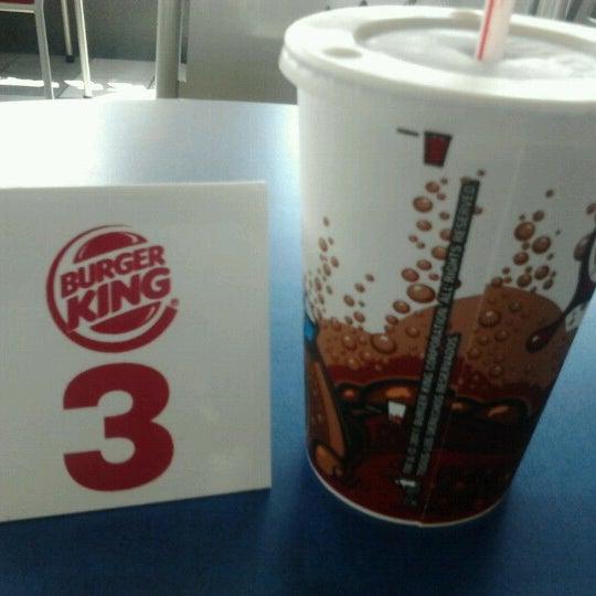 Photo taken at Burger King by Juan R G. on 9/20/2012