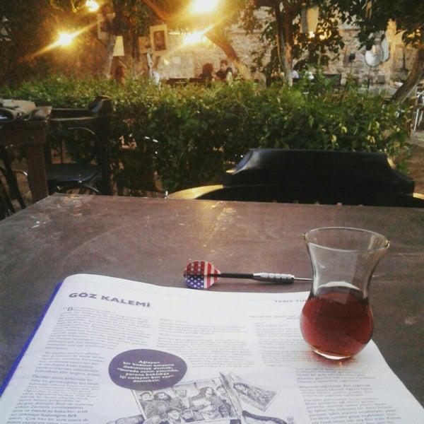 Photo taken at Bademaltı by Evren Ç. on 7/25/2016
