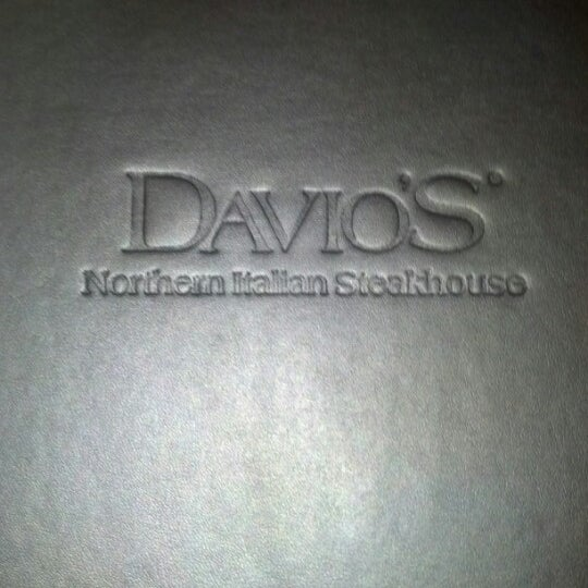 Photo taken at Davio's by Brent C. on 10/20/2012