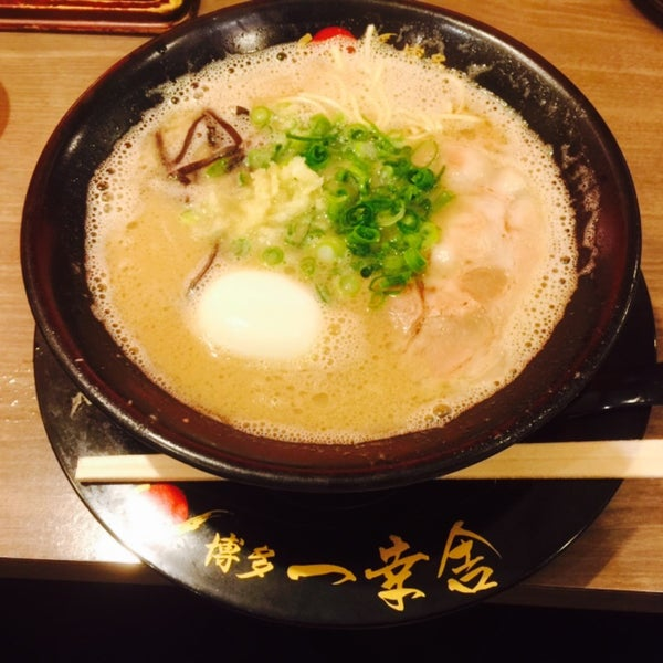 Photo taken at 博多 一幸舎 博多デイトス店 by 稚魚 ら. on 3/29/2015