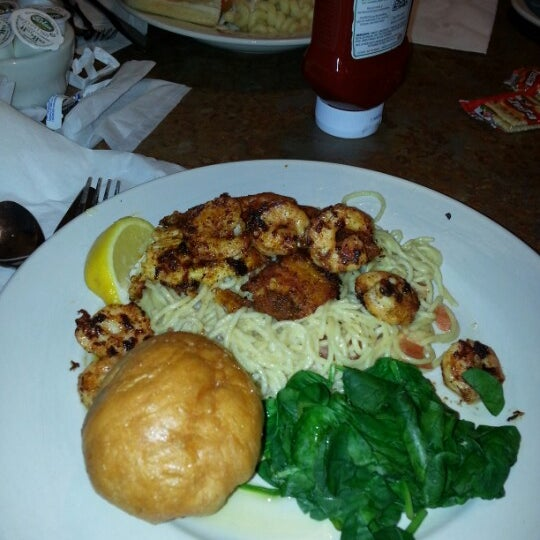 Photo taken at Perkins Restaurant & Bakery by Becky L. on 2/16/2013