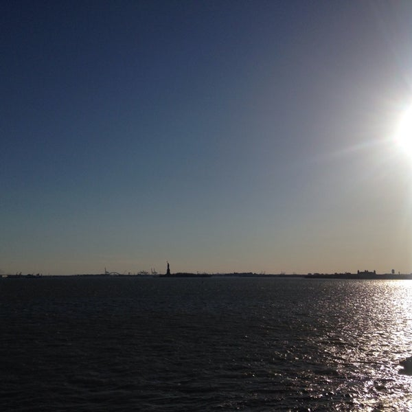 Photo taken at Staten Island Ferry Boat - Guy V. Molinari by Anderson M. on 4/24/2014