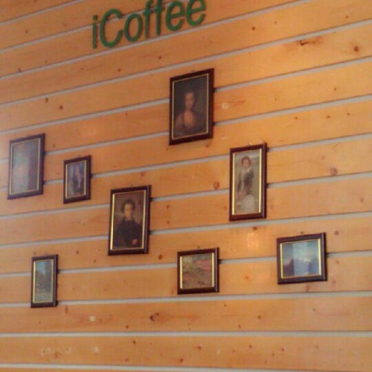 Photo taken at iCoffee by Sarah W. on 12/23/2012