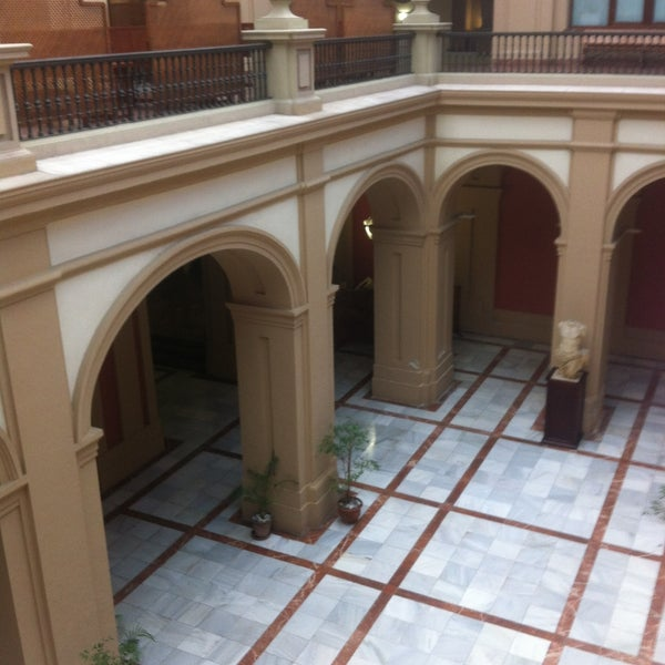 Photo taken at Facultad de Filología by Eraser H. on 6/3/2013