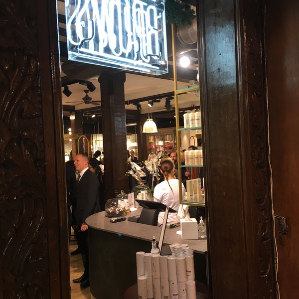 Photo taken at Liberty of London by Grant D. on 11/12/2016