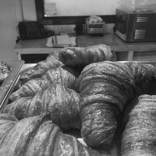 Photo taken at Almondine Bakery by Matthew E. on 8/14/2015