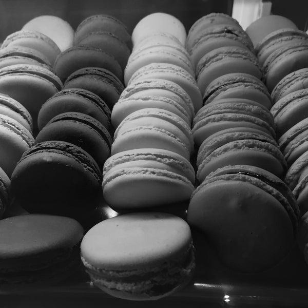 Photo taken at Almondine Bakery by Matthew E. on 8/24/2015