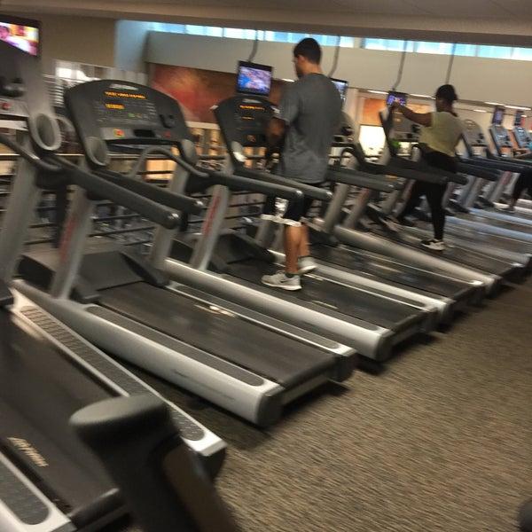 Photo taken at LA Fitness by Sneaker Highs on 7/7/2016