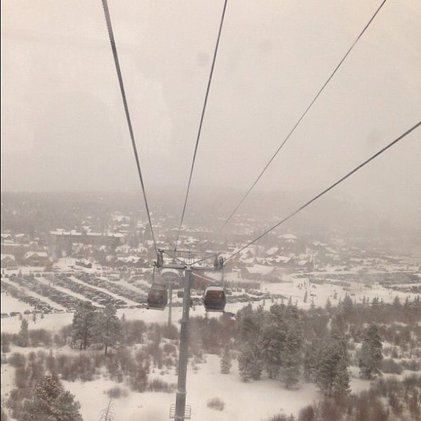Photo taken at Breckenridge Ski Resort by Ricardo A. on 3/9/2013