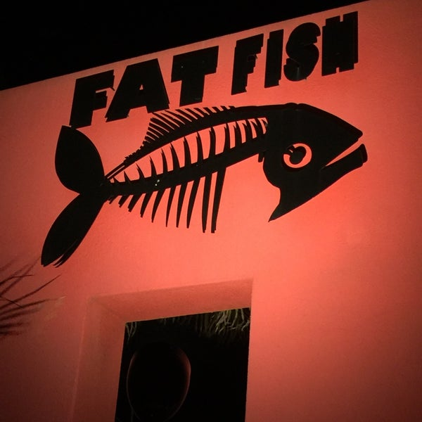 Photo taken at Fat Fish Cantina Grill by toisan on 2/1/2016