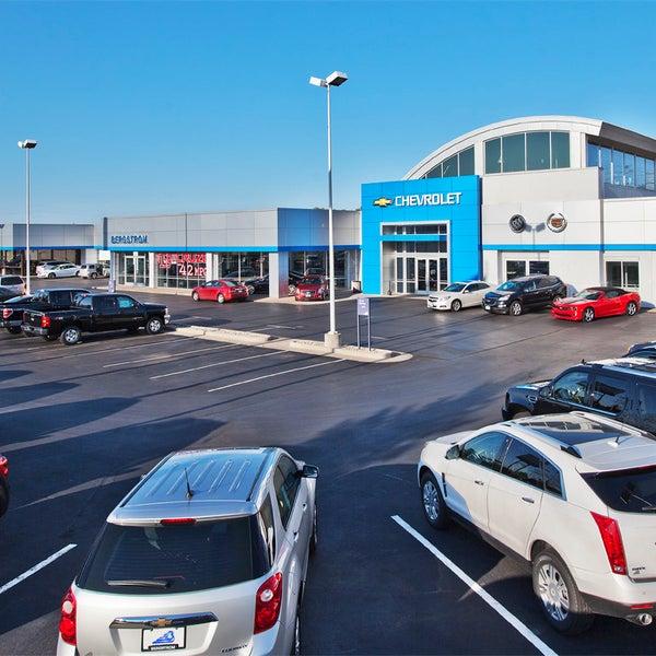 Bergstrom Automotive Dealerships