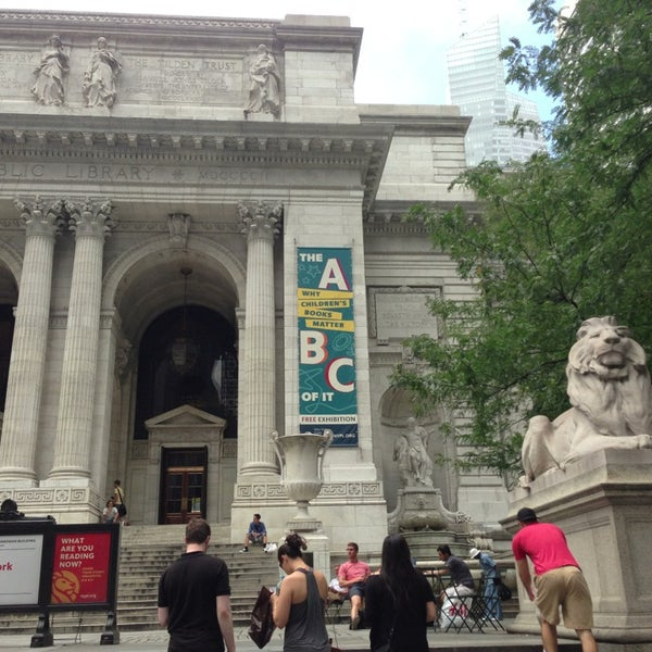 Photo taken at New York Public Library for the Performing Arts (LPA) by Zumre Y. on 8/11/2013