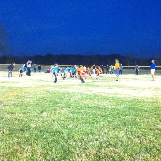 Photo taken at Lakeshore Park by Melinda K. on 11/19/2012
