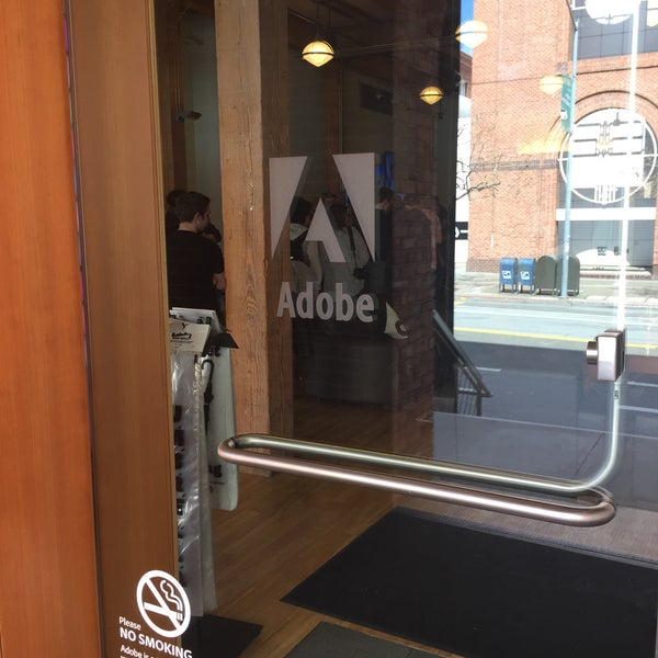 Photo taken at Adobe by Nathan V. on 4/1/2016
