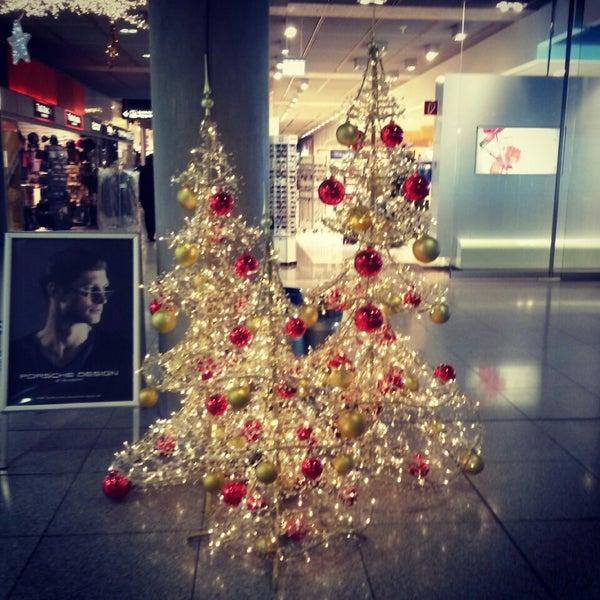 Photo taken at Terminal 3 by Alesia T. on 12/24/2013