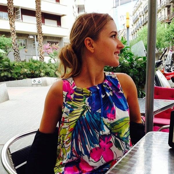 Photo taken at Slow Barcelona Cocktails & Boîte by Tanya K. on 4/19/2014