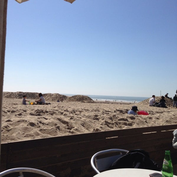 Photo taken at Bar da Praia do Titan by Pedro C. on 3/8/2014