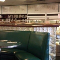 Photo taken at Centre Street Deli by Benny H. on 9/23/2012