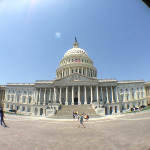 Photo taken at United States Capitol by Yuriy C. on 5/17/2013