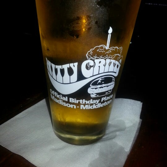Photo taken at Nitty Gritty Restaurant & Bar by Amanda H. on 10/25/2012