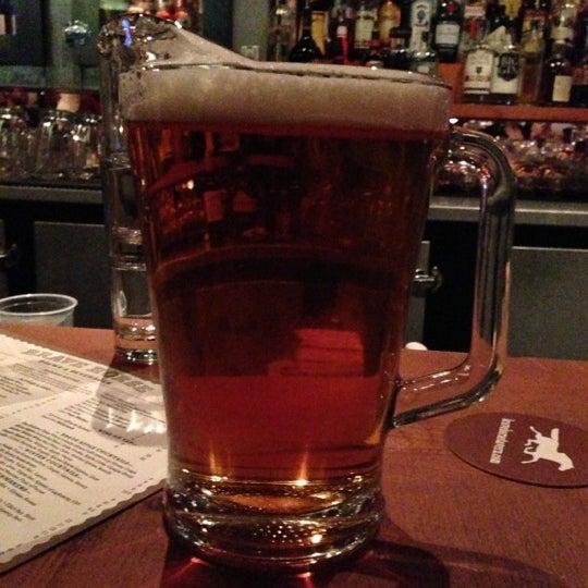 Photo taken at Brave Horse Tavern by Vivek K. on 11/24/2012