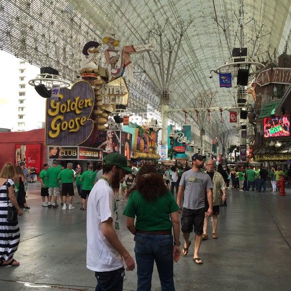 Photo taken at Downtown Las Vegas by Pam M. on 3/17/2015