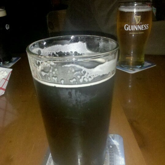 Photo taken at Dubliner Pub by Ed M. on 10/21/2012