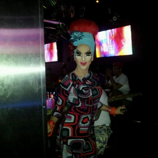 Photo taken at Eros Lounge by Steven M. on 10/1/2012