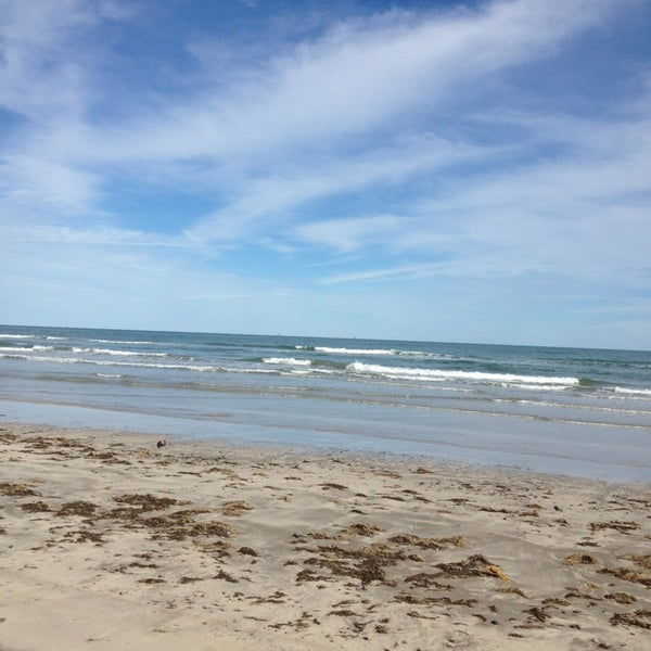 Island Beach State Park: J.P. Luby Surf Park / Beach