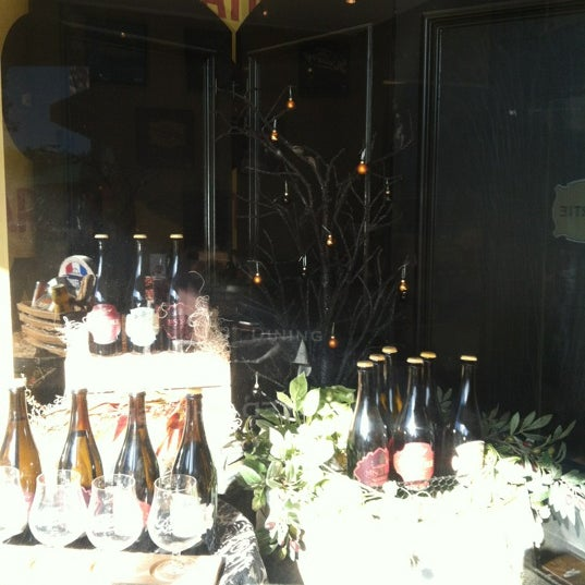 Photo taken at The Bruery Provisions by Jake L. on 10/7/2012