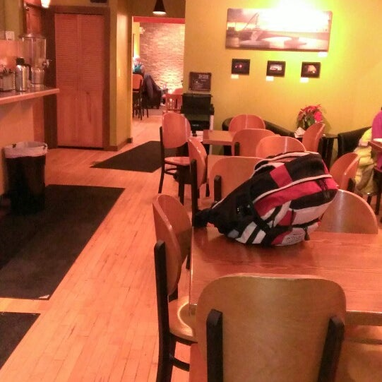 Photo taken at The Coffee Shop NE by Annemarie M. on 1/11/2014