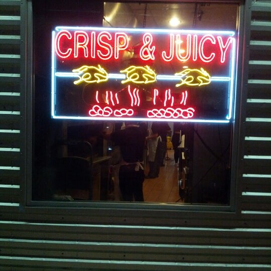Photo taken at Crisp & Juicy Chicken by Danny R. on 12/2/2012