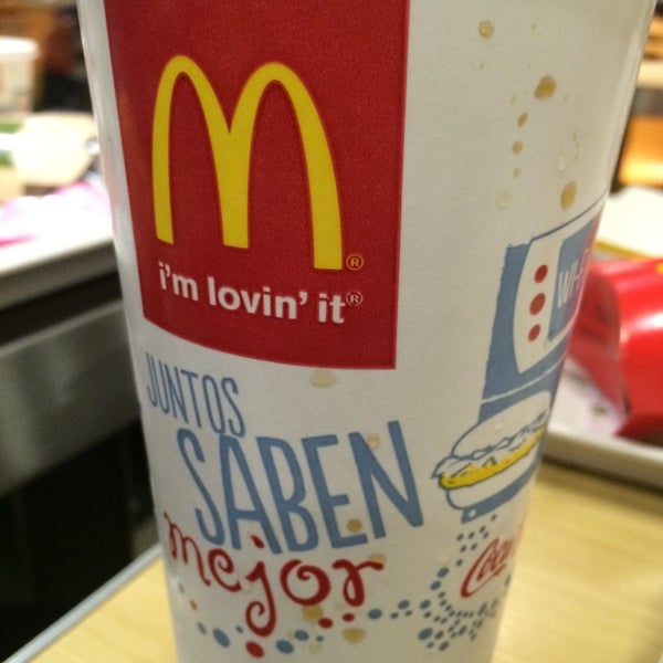 Photo taken at McDonald's by José María R. on 9/19/2014