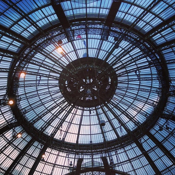 Photo taken at Grand Palais by Sourisack B. on 5/30/2013
