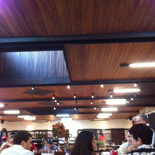 Photo taken at Pavan Churrascaria by Bruninha S. on 11/3/2012