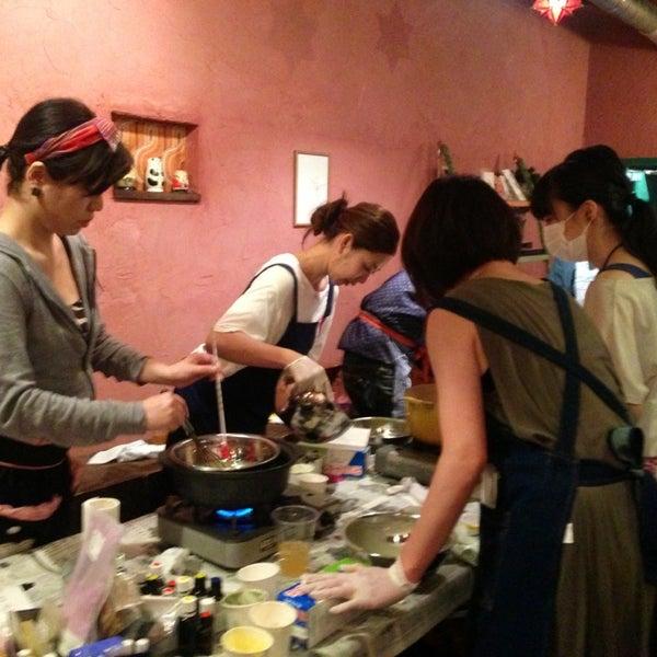 Photo taken at tamutamucafe by Iku.・ m. on 6/7/2015