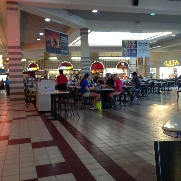 Photo taken at Oakwood Mall by Bart H. on 8/19/2013