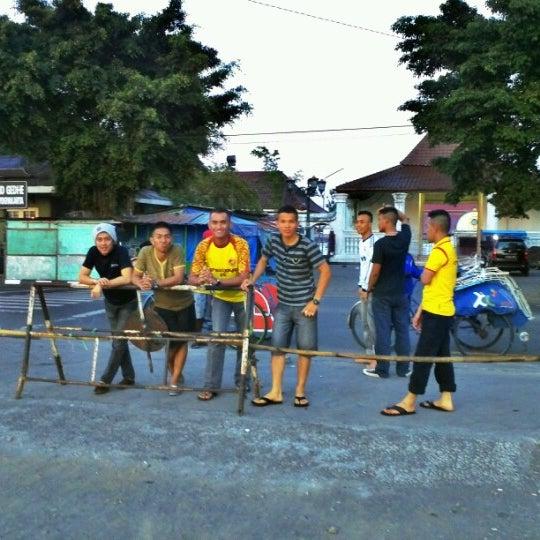 Photo taken at Alun - Alun Lor by Ario F. on 10/24/2012