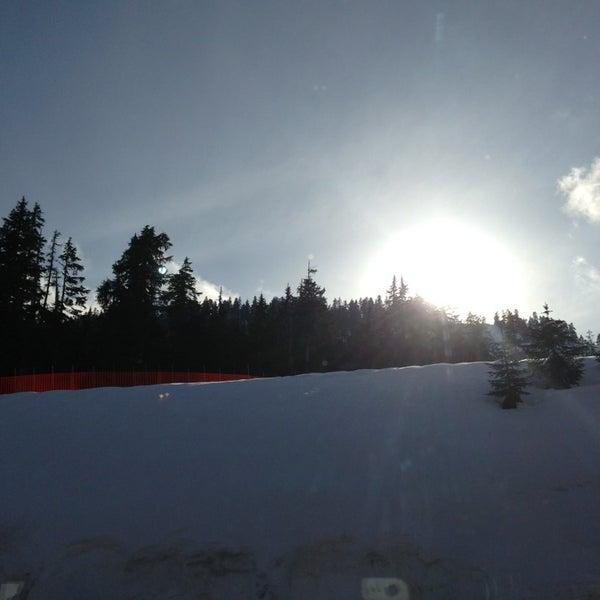 Photo taken at Cypress Mountain Ski Area by Кристина К. on 3/9/2013