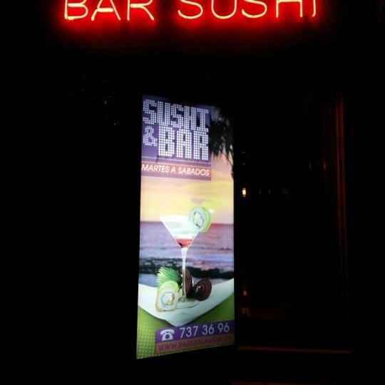 Photo taken at Bar Mala Vida by Alejandro V. on 11/30/2012