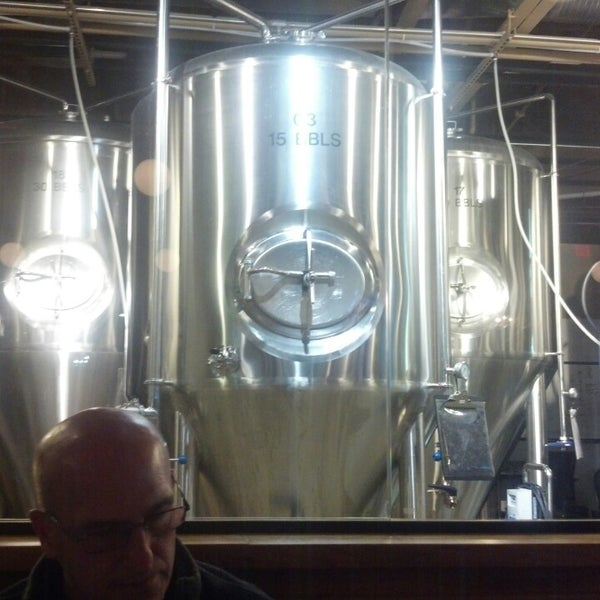 Photo taken at Thr3e Wise Men Brewing Co. by Patti B. on 5/5/2013