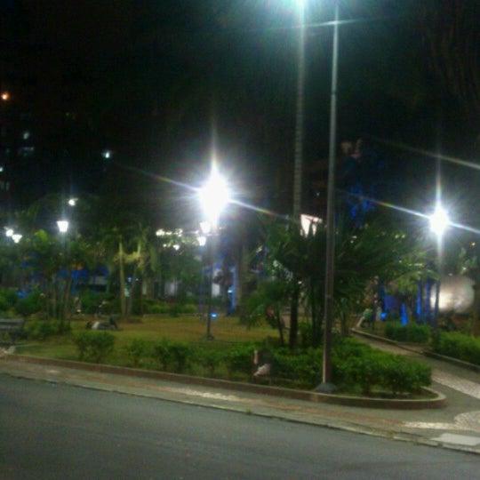 Photo taken at Parque Las Palmas by Vane G. on 1/21/2013