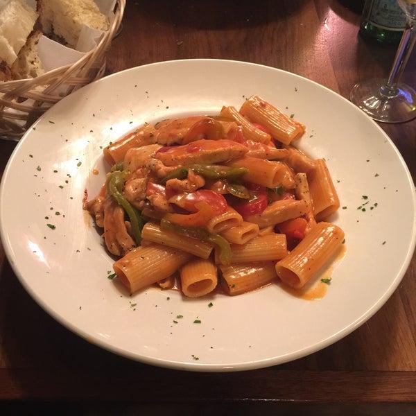 Photo taken at Giovanni's Restaurant by Marija V. on 2/11/2016