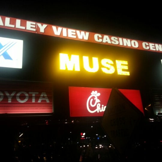 Photo taken at Valley View Casino Center by Melissa C. on 1/22/2013