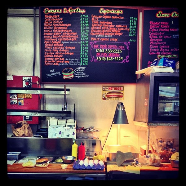 Photo taken at Great American Hamburger & Pie Co by Jasin D. on 6/8/2013