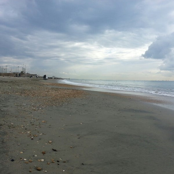 Photo taken at Ostia by Ilya M. on 1/26/2014