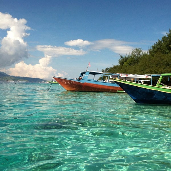 Where's Good? Holiday and vacation recommendations for Gili Trawangan, Индонезия. What's good to see, when's good to go and how's best to get there.